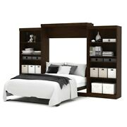 Pur 136 Queen Wall Bed Kit In Chocolate