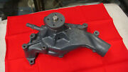 Rebuilt 1969 1970 Ford Mustang 390 Gt 428 Cj Scj Water Pump C9ae-8505-a Shelby