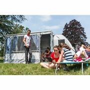 Fiamma Caravanstore Zip Canopy And Privacy Room 360 Xl Package Deal 3.6m Awning