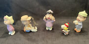 Lenox Peanuts That's What Christmas Is All About Charlie Brown Complete Set