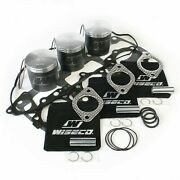Wiseco Top End Piston Kit 65mm For 1996-1999 Polaris Indy Xlt Touring