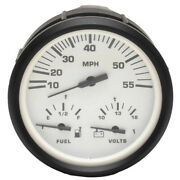 Faria Boat Multi-function Gauge Gsc027-1a | 4 1/4 Inch Oversized