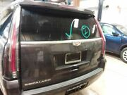 Trunk/hatch/tailgate Privacy Tint Glass Opt Ako Fits 15-16 Escalade 2629075