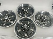 1970 1971 Ford Mustang Mach 1 Doza-1130-e 14in. Hubcaps Wheel Covers