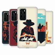Official Westworld Graphics Soft Gel Case For Huawei Phones 4
