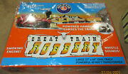 Lionel Great Train Robbery Train Set Factory Sealed O-scale