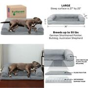 Furhaven Pet Dog Bed, Large Dog Beds For Large Dogs, Medium Small Dog Beds For M