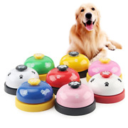 Pet Dinner Bell Toy Training Teddy Call Puppy Snuffle Small Footprint Dog Called