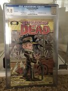 The Walking Dead 103 Variant Giarrusso Cgc 9.8 Nm/mt Issue 1 Cover Homage