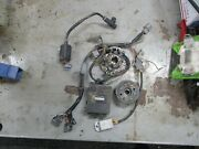 Kawasaki 2000 Kx250 Kx 250 Complete Ignition Cdi Starter Fly Wheel And Coil