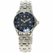 Omega Seamaster Watches 2583.8 Stainless Steel/stainless Steel Ladies
