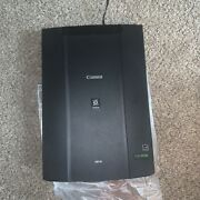 Canon Canoscan Lide 110 Usb Flatbed Photo Color Image Scanner 2400 Dpi Neww/obox
