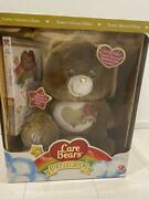 Heart Of Gold Care Bears 25th Anniversary Limited Model Plush Toy