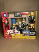 The Simpsons Interactive New Years Eve Environment Toys R Us Exclusiveandnbsp