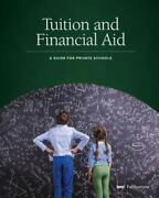 Tuition And Financial Aid A Guide For Private Schools Brand New Free Shipp...