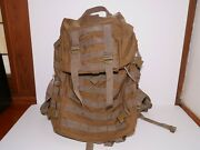 Army Surplus Dessert Camo Large Backpack