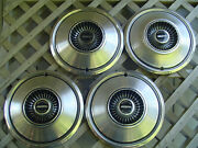 Vintage 73 74 75 76 77 Dodge A 100 Pickup Charger Ramcharger Hubcaps Wheel Cover