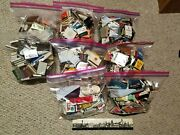 Lot Of About 1080 Vintage Matchbooks And Match Boxes From 1960s-1980s