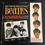 Songs Pictures And Stories Of The Fabulous Beatles Stereo Vj 1092 G-
