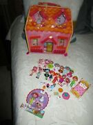 Lalaloopsy Carry Case With 15 Mini Dolls Accessories