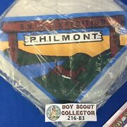 Boy Scout 1967 Snjc Southern New Jersey Council Philmont Expedition Neckerchief