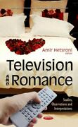 Television And Romance Studies Observations And Interpretations Hardcover...