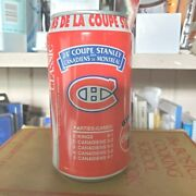 Coke Can Sealed Factory Error 1993 Stanley Cup Winner Montreal Canadians Mint