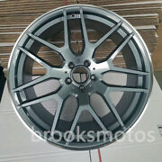 22 7 Spoke Y Style Gray Wheels Rim Fit For 1998-2017 Mercedes Benz W463 G Calss