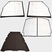 Lowe Boat Enclosure Curtain Kit 2174649 | Fm 1710 Dowco W/ Bow Cover
