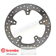 Brembo Serie Oro Upgrade Rear Brake Disc To Fit Bmw R1200 R Sport 06-07