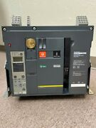Square D Master Pact Nw16n 1600 Amp Circuit Breaker