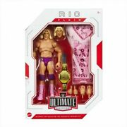 Wwe Ultimate Edition Ric Flair Action Figure Series 9 6 Inch Rick Flair