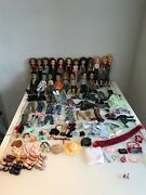 Bratz Doll Lot Rare Collection With Clothes