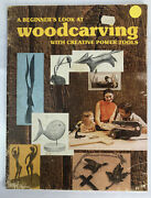 A Beginner's Look At Wood Carving With Creative Power Tools In Ok Condition
