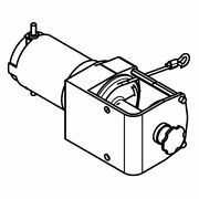 Agri-fab 28361 Lawn Tractor Snowblower Attachment Winch Lift Assembly Genuine