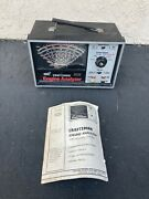 Sears Craftsman Engine Analyzer 161.210400 Includes Cables Accessories Manual