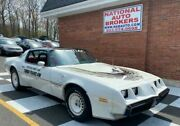 1981 Pontiac Trans Am 1981 Pontiac Trans Am Pace Car This Was A Give Away Car At The Track Wow