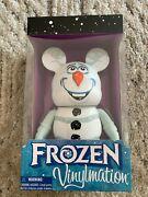 Disney Parks Frozen Movie Olaf Vinylmation Figure Doll Toy Collectible 9 In New