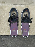 Tubbs Aurora Snowshoes Made In Usa 25andrdquo X 8andrdquo