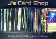 Mtg Collection Uncommon Rare Mythic 111 Cards [everything Shown] All Nm/m