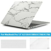 13'' Mac-book Pro Ultra Thin Plastic Hard Shell Protective Cover A1989 A1706 /08