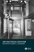 Art And Ethical Criticism Hardcover By Hagberg Garry L. Edt Brand New F...