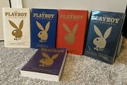 The Playboy Interviews Set 1-5 Movers And Shakers Directors Comedians Magazine