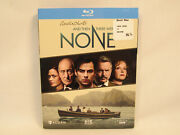 Agatha Christie And Then There Were None Blu-ray New Factory Sealed W/ Slipcover