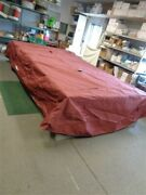 Tracker Party Barge 22 2013 Maroon Pontoon Cover 33991-34 Marine Boat