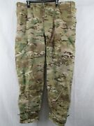 Ewol Free Pants Large Regular Ocp Multicam Army Made With Kevlar Nomex Gore-tex