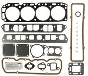 Mercruiser Marine 3.0l 181ci Head Gasket Set Mahle Hs5719w Serial 6229718 And Up