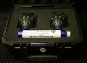 Resident Evil Twin, T-virus Hand Grenades W/case And T-virus Vial, New, Free Ship