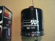 New Kandn Oil Filter For Some 2002-2010 Buell Motorcycles