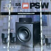 Psw-s5 5.1 Digital Home Theater System